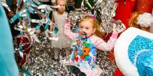 Festa Infantil em apartamento