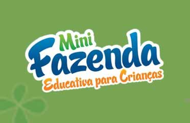 Minifazenda Educativa para Crianças